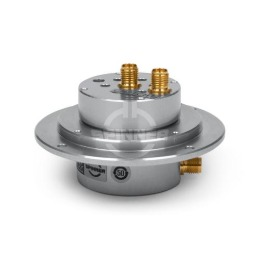 2 channel coaxial rotary joint 2.92 mm female 29.1-31 GHz 19.4-21.2 GHz